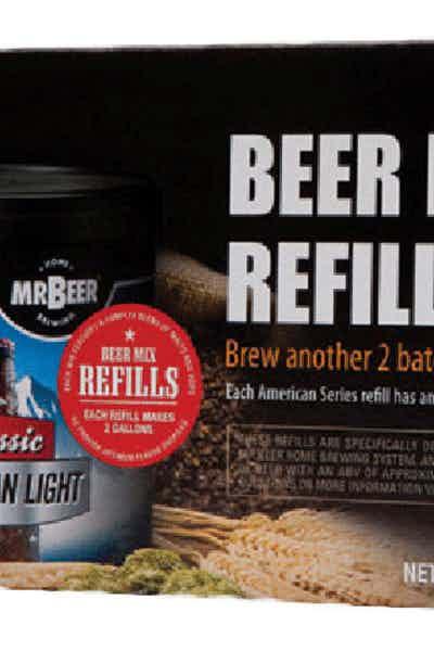 Mr. Beer Brew Pack Refill   American