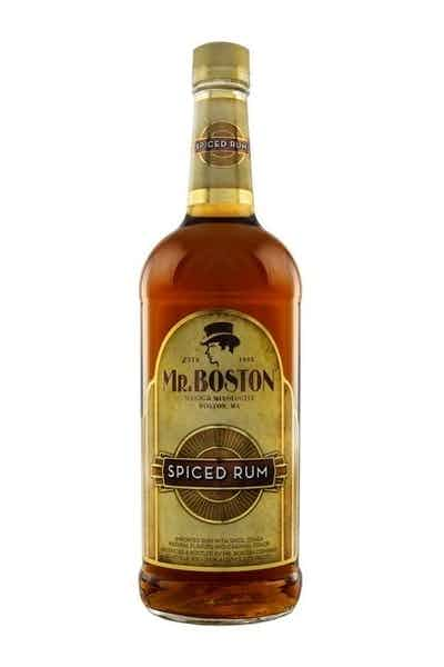 Mr. Boston Spiced Rum