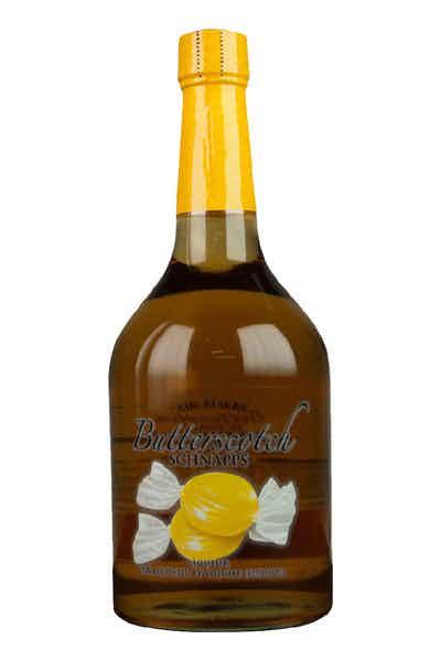 Mr Stacks Butterscotch Schnapps