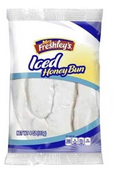 Mrs. Freshley's Iced Honey Bun