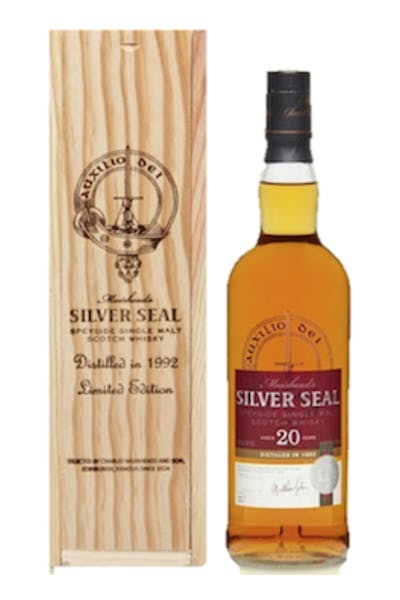 Muirhead's Silver Seal 20 Year Old Single Malt