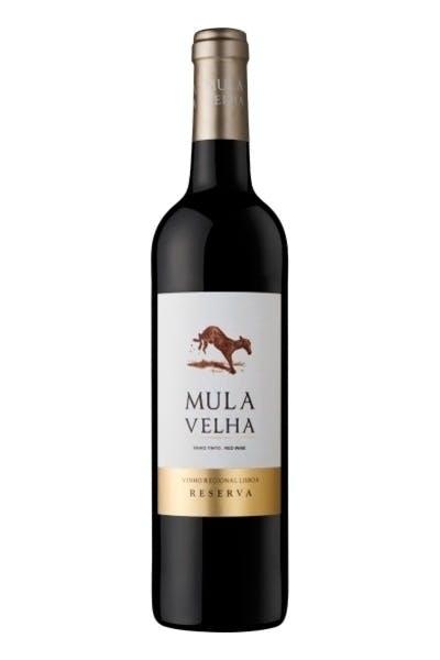 Mula Velha Reserva Red