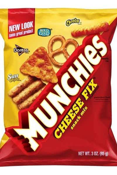 Munchies Cheese Fix Flavored Snack Mix