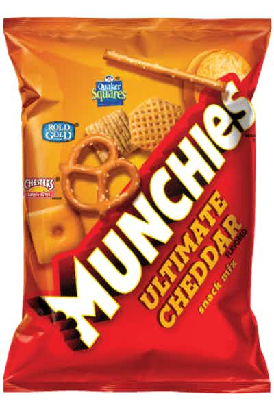 Munchies Ultimate Cheddar Mix