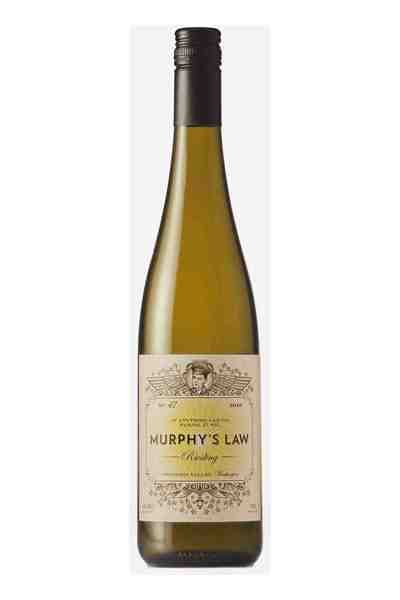 Murphy's Law Riesling