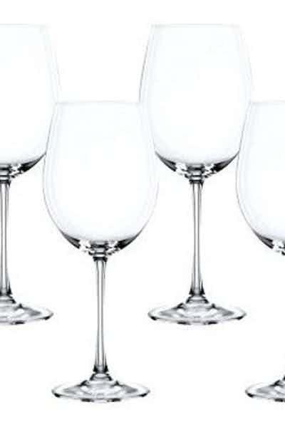 Nachtmann Vivendi Bordeaux 4 Glass Set