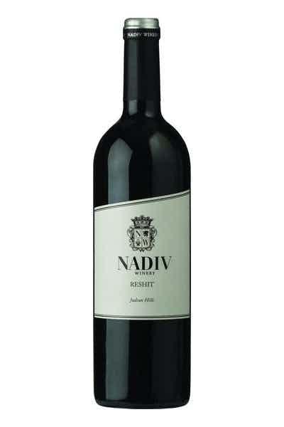 Nadiv Winery Reshit