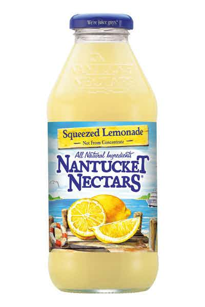 Nantucket Nectars Squeezed Lemonade