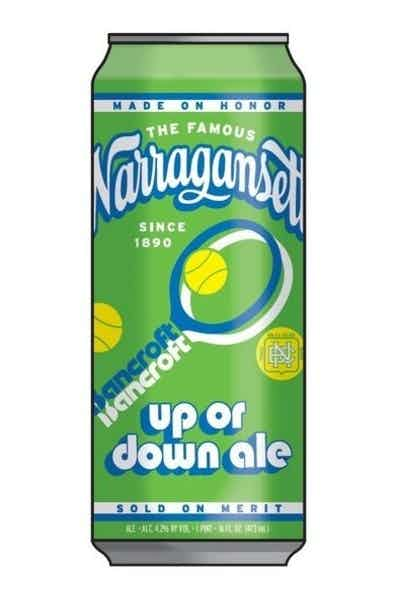 Narragansett Bancroft Up Or Down