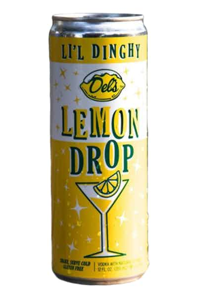 Narragansett Del's Li'l Dinghy Lemon Drop