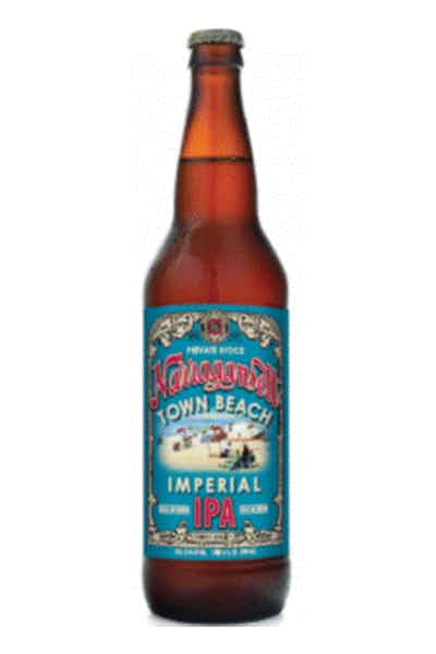 Narragansett Private Stock Town Beach Imperial IPA