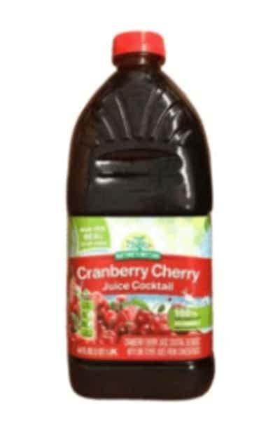 Nature's Nectar Cranberry Juice Cocktail