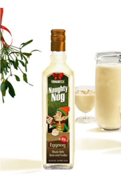 Naughty Nog Egg Nog