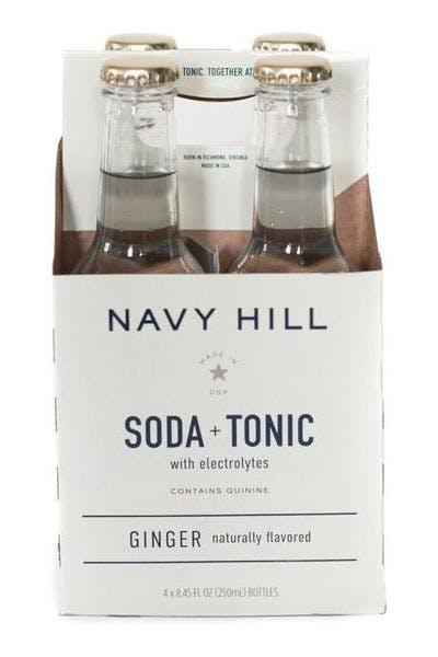 Navy Hill Ginger Tonic