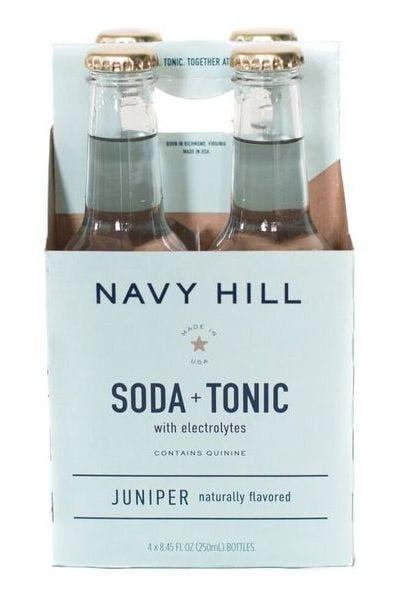 Navy Hill Juniper Tonic