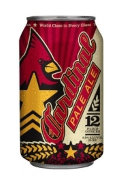 Nebraska Brewing Cardinal Pale Ale