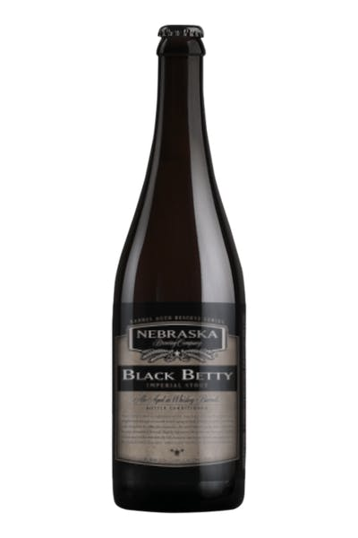 Nebraska Brewing Reserve Series Sexy Betty Imperial Stout