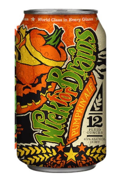 Nebraska Wick For Brains Pumpkin Ale