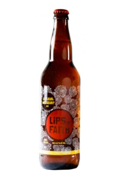 New Belgium Lips Of Faith Le Fleur