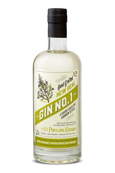New Deal Gin No. 1 Garden Style Gin