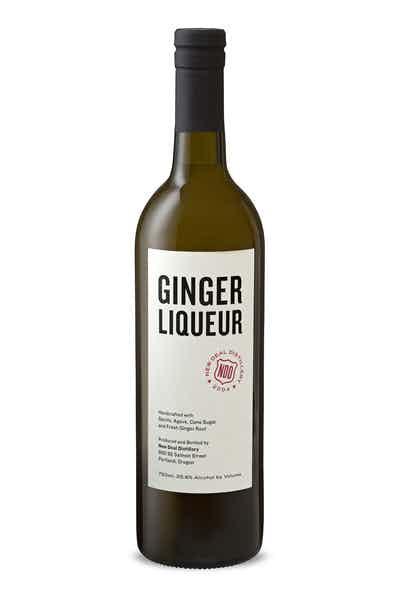 New Deal Ginger Liqueur