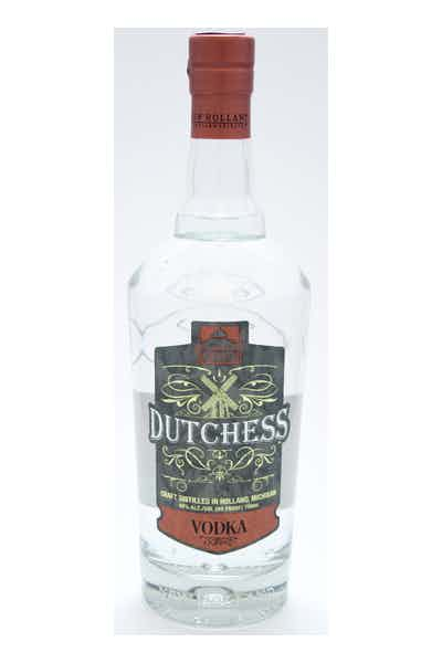 New Holland Dutchess Vodka