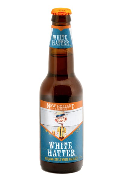New Holland White Hatter
