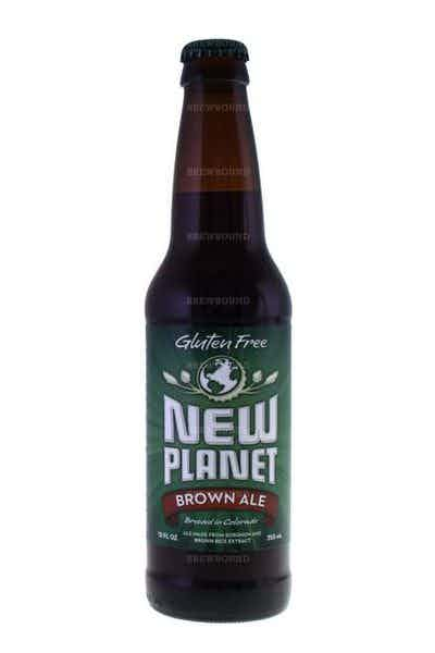 New Planet Brown Ale