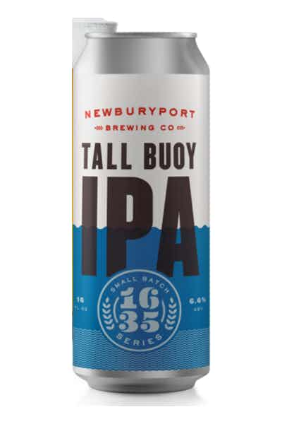 Newburyport Tall Buoy IPA