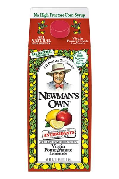 Newman's Own Pomegranate Lemonade
