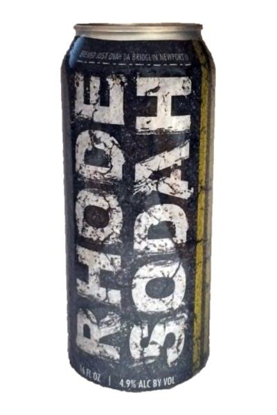 Newport Storm Rhode Sodah