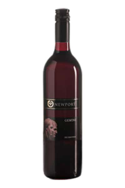 Newport Vineyards Gemini Red