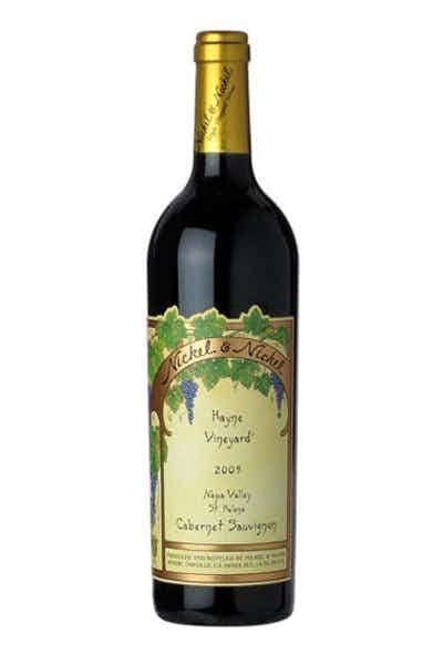 Nickel & Nickel Hayne Vineyard Cabernet Sauvignon