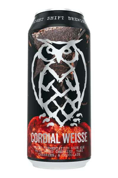 Night Shift Cordial Weisse