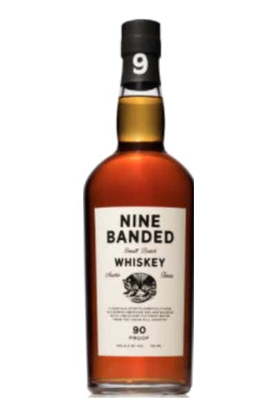 Nine Banded Whiskey Sm Batch
