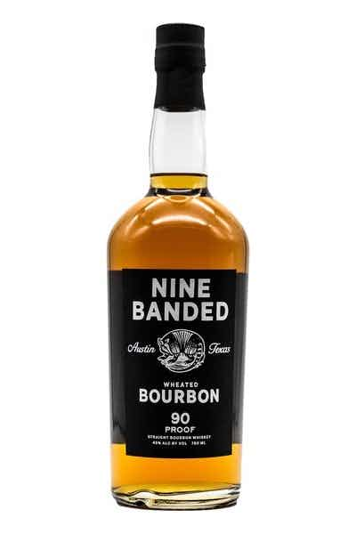 Nine Banded Wheated Straight Bourbon Whiskey