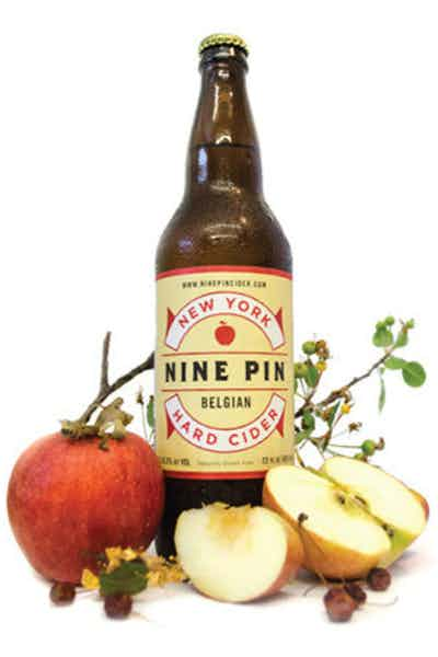 Nine Pin Cider Belgian
