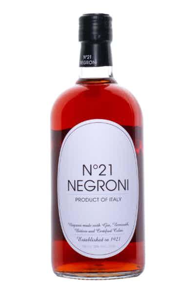 No. 21 Negroni