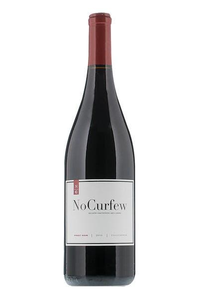 No Curfew Pinot Noir