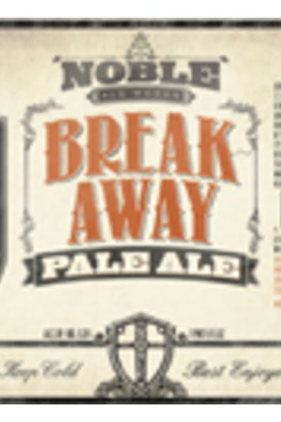 Noble Ale Works Breakaway Pale Ale