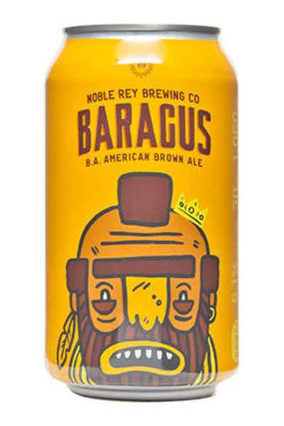 Noble Rey Baracus Brown Ale