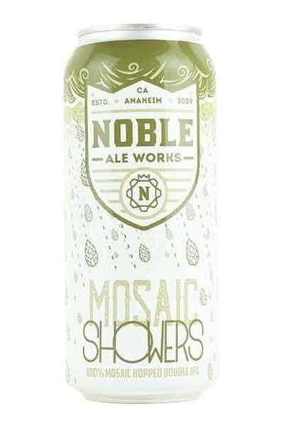 Noble Works Mosaic Showers