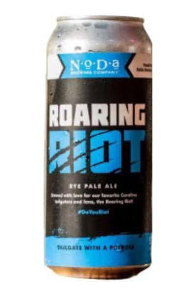 NoDa Brewing Roaring Riot