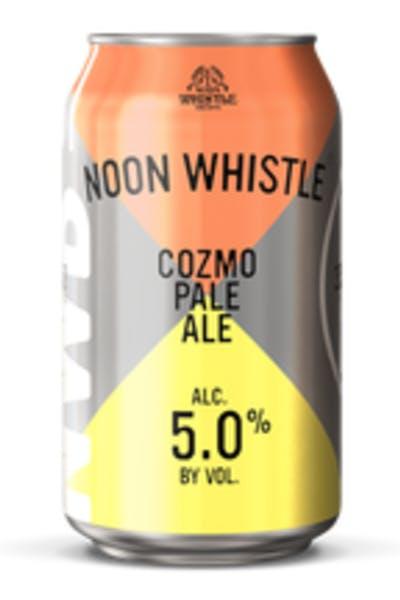 Noon Whistle Cozmo Pale Ale
