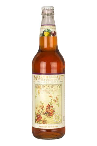 North Coast Cranberry Quince Berliner Weisse