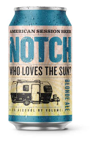 Notch Brewing Who Loves The Sun? Blonde Ale