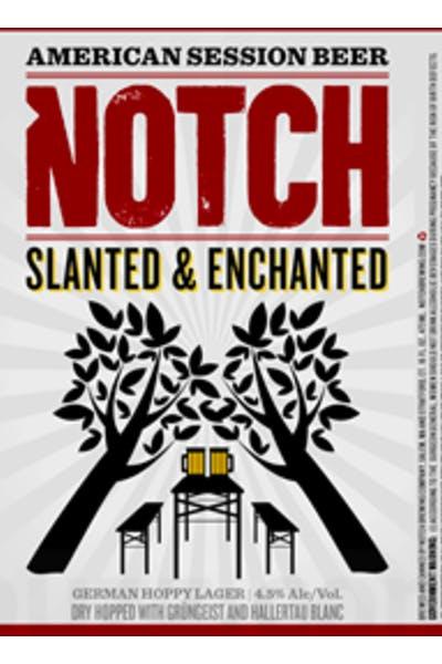 Notch Slanted & Enchanted