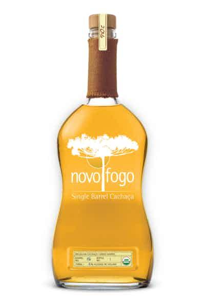 Novo Fogo Single Barrel #136 Cachaca 5 Year