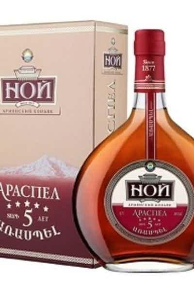 Noy Armenian Brandy 5 Year