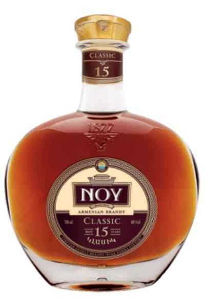 Noy Classic Armenian Brandy 15 Year